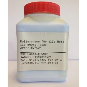 Poliercreme für alle...